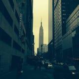 New York, New York Stock Afbeeldingen