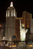 New York, New York Casino Stock Photography