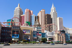 New York-New York casino Royalty Free Stock Photography