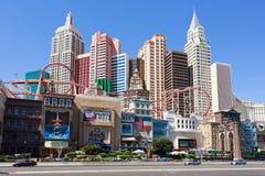 New York-New York casino Royalty Free Stock Photography