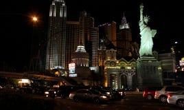 New York, New York Casino, Las Vegas, NV. Stock Photography