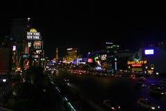New York, New York Casino, Las Vegas, NV. Royalty Free Stock Images