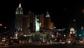 New York, New York Casino, Las Vegas, NV. Stock Photos