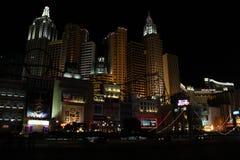 New York, New York Casino, Las Vegas, NV. Stock Image