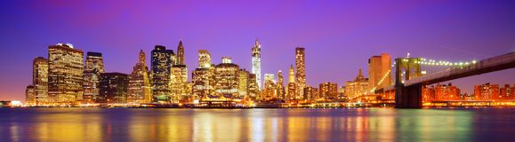 New York, New York Royalty Free Stock Photos