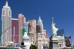 New York-New York hotel casino Royalty Free Stock Photography