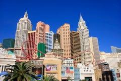 New York - New York hotel and casino, Las Vegas Nevada Royalty Free Stock Image