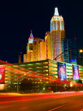 New York New York Hotel Casino royalty free stock images