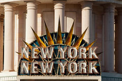 New York, New York Hotel Royalty Free Stock Image
