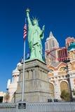 NEW YORK - NEW YORK LAS VEGAS HOTEL Stock Images