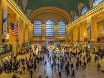 Grand Central Station, New York Stock Photos
