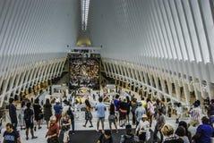 World Trade Center Oculus. NEW YORK DAILY NEWS | PHOTOS Stock Image