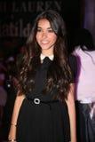 NEW YORK, NY - 19 MAGGIO: Madison Beer compare alla sfilata di moda dei bambini di Ralph Lauren Fall 14 Immagini Stock