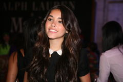 NEW YORK, NY - 19. MAI: Madison Beer erscheint an der Kindermode-Show Ralph Lauren Falls 14 Stockbild