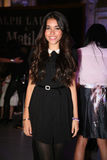 NEW YORK NY - MAJ 19: Madison Beer syns på de Ralph Lauren Fall 14 barnens modeshow Royaltyfri Foto