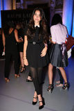 NEW YORK NY - MAJ 19: Madison Beer syns på de Ralph Lauren Fall 14 barnens modeshow Royaltyfri Fotografi