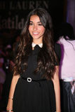 NEW YORK, NY - MAY 19: Madison Beer appears at the Ralph Lauren Fall 14 Children's Fashion Show Stock Images