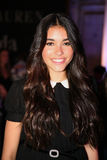 NEW YORK, NY - 19 MEI: Madison Beer lijkt in Ralph Lauren Fall 14 de Modeshow van de Kinderen Royalty-vrije Stock Foto's