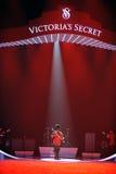 NEW YORK, NY - NOVEMBER 13: British military drummers opening British invasion segment of 2013 Victoria's Secret Fashion Show Royalty Free Stock Image