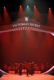 NEW YORK, NY - NOVEMBER 13: British military drummers opening British invasion segment of 2013 Victoria's Secret Fashion Show Royalty Free Stock Images