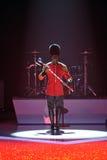 NEW YORK, NY - NOVEMBER 13: British military drummers opening British invasion segment of 2013 Victoria's Secret Fashion Show Stock Photos