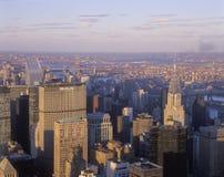 New York, NY Skyline Stockfoto