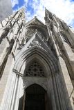 St Patricks Cathedral,NYC Royalty Free Stock Photography