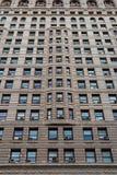 Flatiron building. stock photo