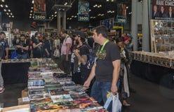 ComicCon NYC 2018 royalty free stock image