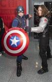 ComicCon NYC 2018 royalty free stock photo