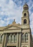 New York, NY/Vereinigte Staaten - Okt 29, 2014: Unsere Dame von Pompeji-Kirche stockbilder