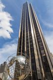 Trump International Tower and Hotel, high-rise building. Royalty Free Stock Photography