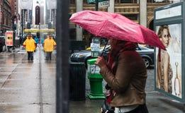 New York och nya Yorkers Arkivfoto