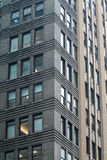 New York Office Building pattern Royalty Free Stock Photography