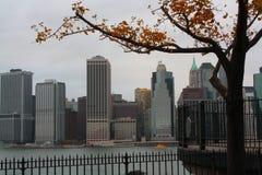 New York, os E.U. Fotos de Stock Royalty Free