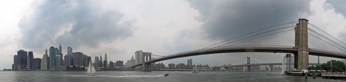 New york panorama Royalty Free Stock Image