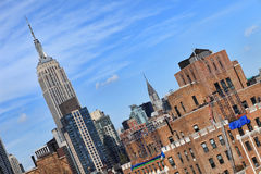 New York panoramic shot from Chelsea Stock Images