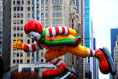 New York Parade royalty free stock images