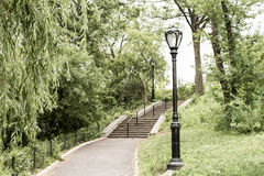 New York Park Royalty Free Stock Images