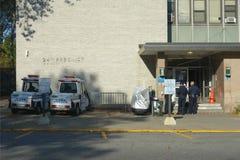 New York Police Precinct Stock Images