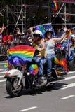 New York Pride Parade Fotografia Stock Libera da Diritti