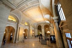 New York Public Library, New York City Royalty Free Stock Photos