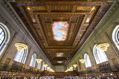 New York Public Library, USA Royalty Free Stock Image