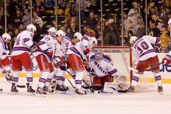 2012-13 New York Rangers Royalty-vrije Stock Afbeelding