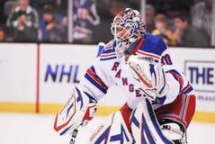 Henrik Lundqvist. New York Rangers goalie Henrik Lundqvist stock images