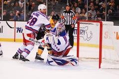 Henrik Lundqvist. New York Rangers goalie Henrik Lundqvist stock photos