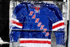 New York Rangers jersey Stock Photo