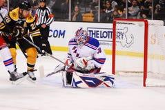 Henrik Lundqvist. New York Rangers star goalie Henrik Lundqvist stock image