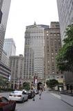 New York 3rd Juli: Helmsley byggnad i Manhattan från New York City i Förenta staterna Arkivfoto