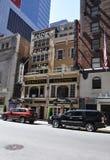 New York 3rd Juli: Historisk byggnad i midtownen Manhattan från New York City i Förenta staterna Fotografering för Bildbyråer